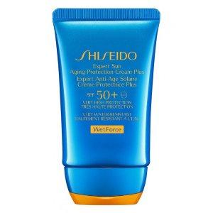 ShiseidoExpert Sun Aging Protection Cream with Wetforce - SPF50 - 50ml