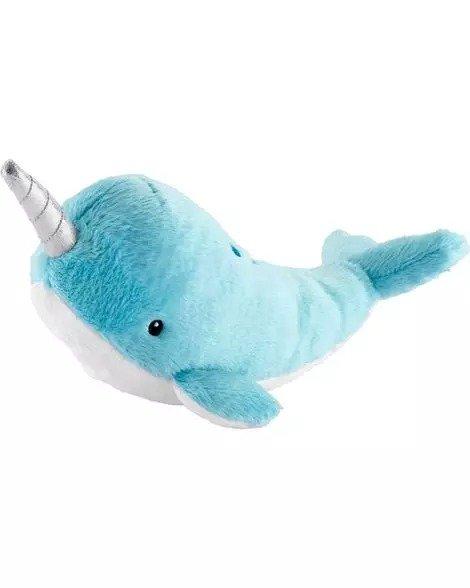 鲸鱼毛绒玩具