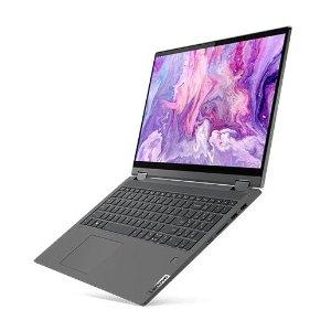 "$878.74(原价$1209.99)Lenovo IdeaPad Flex 5 15"" 二合一翻转本"