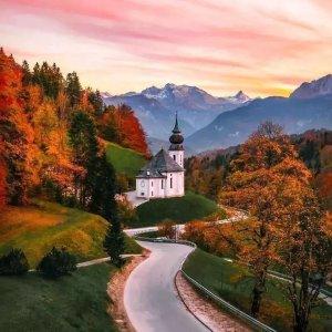 从都市到古镇 总有你爱的景色游在德国之 秋季必去的10座大城小镇 快收藏这份美不胜收的秋景