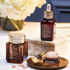 最高立减$275+送好礼延长一天:Estee Lauder 美容护肤热卖 变相7.25折收限量小棕瓶