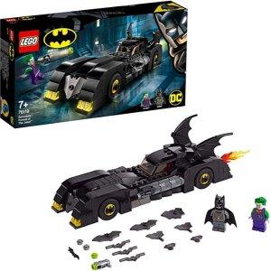 LEGO 76119 DC蝙蝠侠系列 蝙蝠战车之追捕小丑 特价