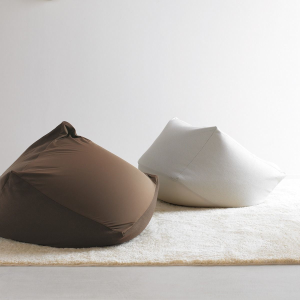 BODY FIT CUSHION - BODY (COVER SOLD SEPARATELY) @ MUJI