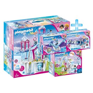 PLAYMOBIL®Crystal Palace Bundle