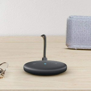 $19.99(原价$44.99)Echo Input 普通音响秒变智能声控助手 科技宅必备