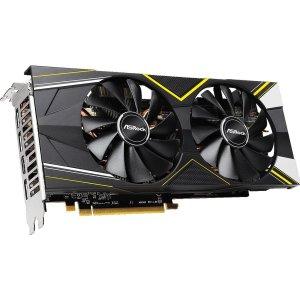 $359.99 非公版上市ASRock Radeon RX 5700 8G OC 显卡