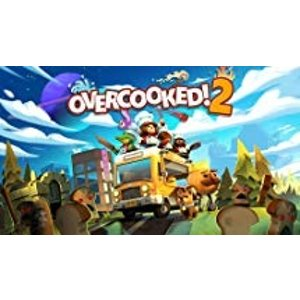 Overcooked! 2 - Nintendo Switch [Digital Code]