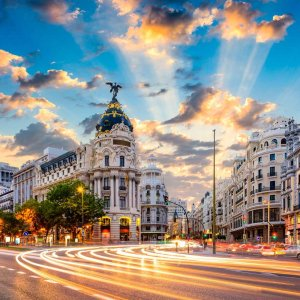 From $9998- or 10- Day Madrid and Barcelona Vacation with Hotels and Air