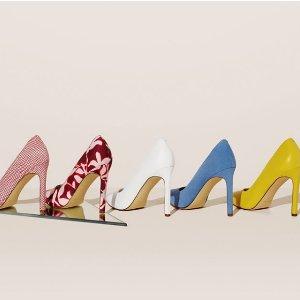 低至$39.99Nine West 精美女士美鞋热卖