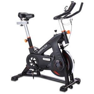 $183.2 (原价$450) + 包邮限今天:NORFLEX Spin Bike 商业级动感单车 减脂能手