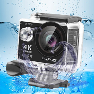 From $42.99Amazon AKASO Action Camera Sale