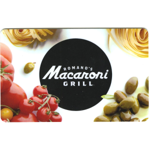 $75Romano's Macaroni Grill $100 Value Gift Cards