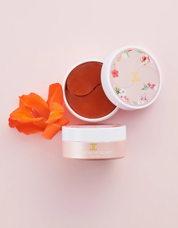 JAYJUN Roselle Tea Eye Gel Patch Jar