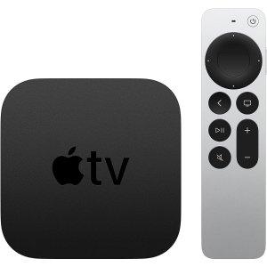 Apple TV 4K 32GB 新版智能电视盒子