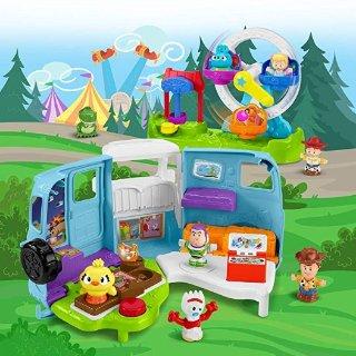 $14.99(原价$19.99)史低价:Toy Story 玩具总动员4 经典迷你人偶