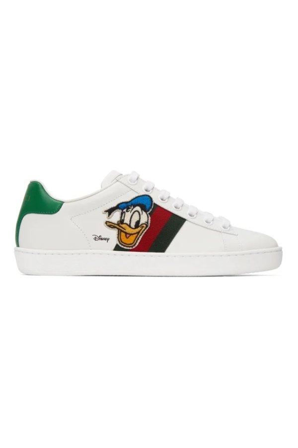 唐老鸭运动鞋
