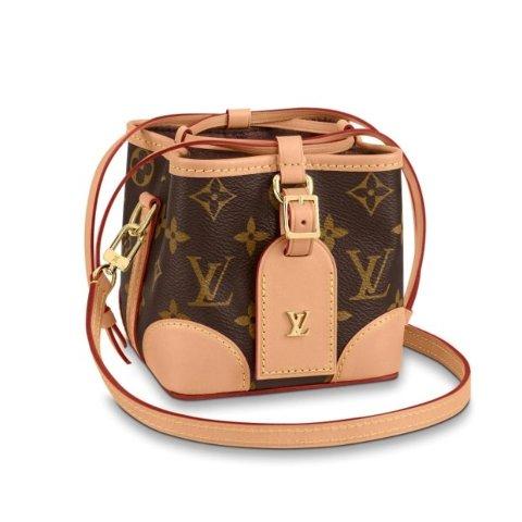 €1030收 欧阳娜娜同款Louis Vuitton 2020秋冬新款Noé Purse水桶包来啦