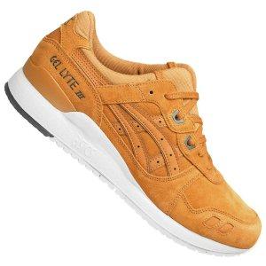 可以免邮全球ASICS Tiger GEL-Lyte III 运动鞋 原价125欧,折合49.99欧