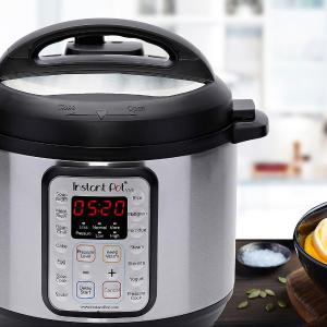 Instant Pot 8-Quart Viva 9-in-1 Multi-Use Programmable Pressure Cooker