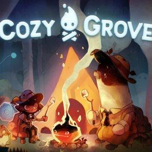 饥荒画风的《动物森友会》手绘风生活模拟游戏《Cozy Grove》发售