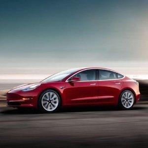 提升动力从没有这么简单真 云改装 Tesla Model 3 无线升级提升马力