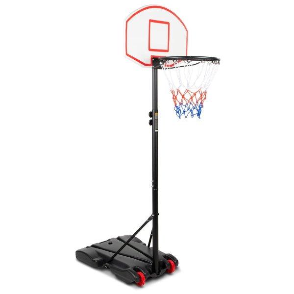 便携高度可调整篮球架