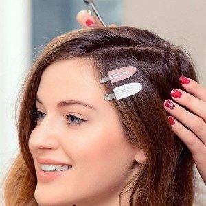 $12.99(原价$16.69)Sturmm 无痕发夹24支 get女团完美发型的秘密 造型师都在用