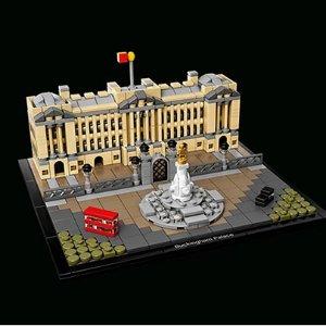 $52.4 (原价$69.99)LEGO® Architecture 白金汉宫套装特卖 21029