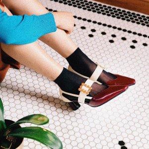 高级ins风 时尚不撞款时尚种草   蜈蚣精预警!小众鞋履正确剁手指南