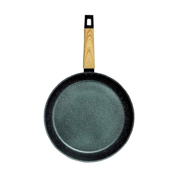 """CONCORD Art of Cooking 12"""" 花岗岩不粘涂层铸铝炒锅平底锅 电磁炉适用 #绿色 - 亚米网"""