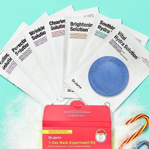 低至€14/5片(Sephora€6.5/片)Dr.Jart 药丸面膜低价来袭 保湿补水 镇定修复 敏感肌必备