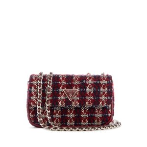 GuessCessily Tweed Mini Crossbody | GUESS