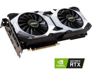 MSI GeForce RTX 2080 8GB GDDR6 Video Card