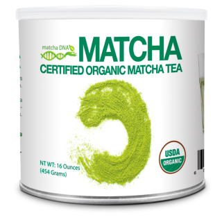 $18.71 糕点必备闪购:matchaDNA 100%有机抹茶粉 16 OZ