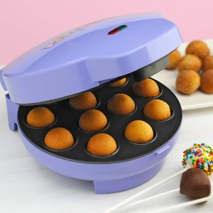 $29.99(原价$45.99)Baby Cakes 棒棒糖蛋糕制作器 哄娃神器 可做章鱼小丸子
