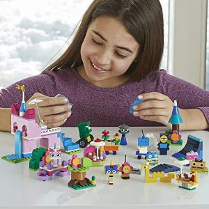 低至$6.99LEGO Unikitty 独角猫咪系列 儿童拼搭玩具