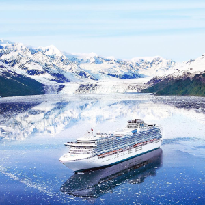 As low as $519 + extra guests starting at $99Princess Cruise Line Christmas in July  Up to 35% off