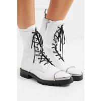 Alexander Wang 白色马丁靴