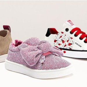 Up to 65% OffCool Kids' Sneakers from Geox & More @ Hautelook