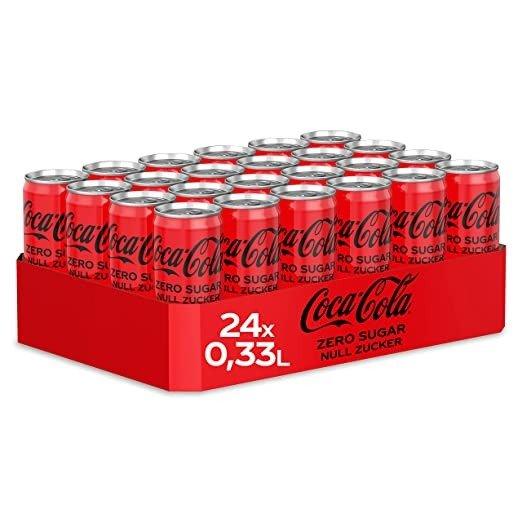 零度可口可乐 (24 x 330 ml)