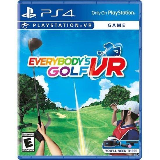 大众高尔夫 VR PS4 实体版