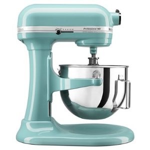 KitchenAidAqua Sky Professional HD™ Series 5 Quart Bowl-Lift Stand Mixer KG25H0XAQ | KitchenAid
