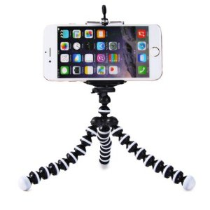$1.92Mini Octopus Style Mobile Phone Stand Flexible Tripod