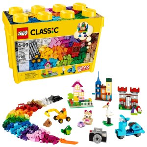 Lego经典大号创意盒 10698