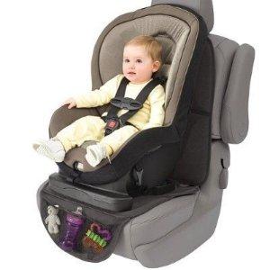 $15 既能收纳也能维护车内卫生Summer Infant 2合一 儿童汽车座椅保护垫