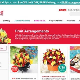 水果中的爱马仕丨Edible Arrangements初体验