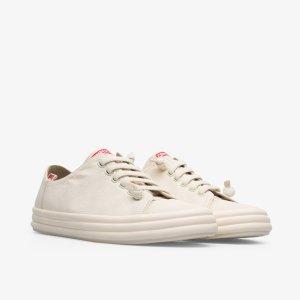 CamperHOOPS 小白鞋
