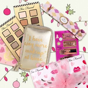 25% OffChristmas Collection @ Too Faced