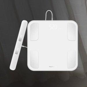 折后€49.71 上肢数据更精准Healthkeep 智能体脂秤热促 配有手部传感器