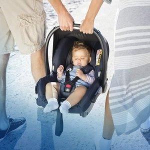 $244.99包邮(原价$349.99)Maxi-Cosi Mico 30 宝宝提篮 自重轻 抗震侧面防护 贴心守护